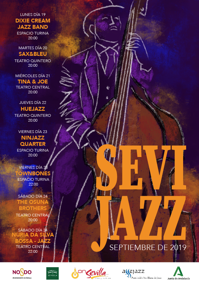 Sevijazz cartel design